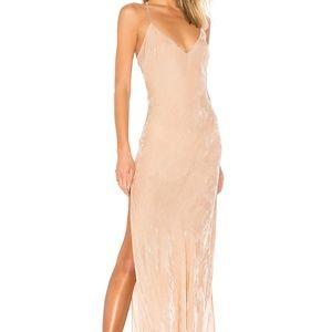 LoveShackFancy Velvet Dress
